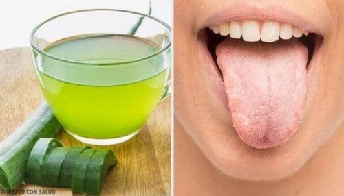 백태 없는 건강한 혀를 위한 자연 치유법