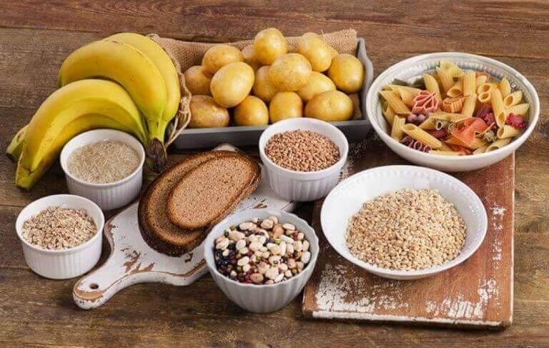 탄수화물 식품