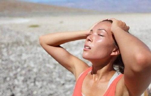 탈수 근육 경련을 일으킬 수 있는 6가지 요인