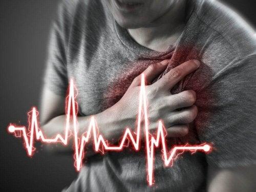 심근경색을 알리는 증상 5가지