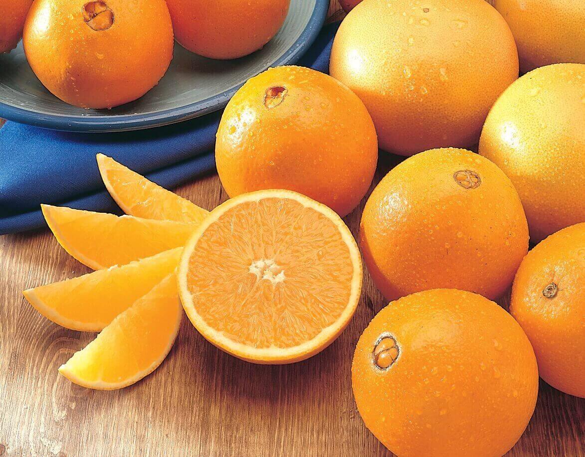 오렌지 아름다운 머릿결을 위한 12가지 식품
