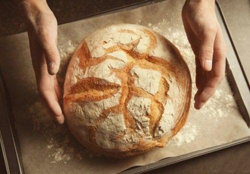글루텐 프리 빵을 굽는 방법