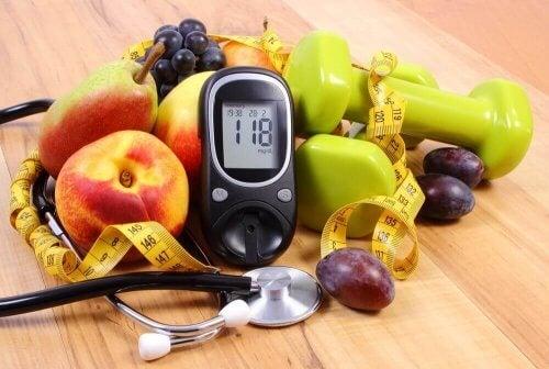 제 2형 당뇨 환자를 위한 식단 관리법