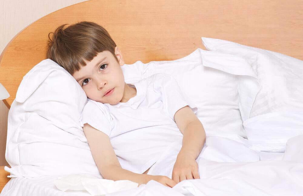어린이의 철결핍성 빈혈증