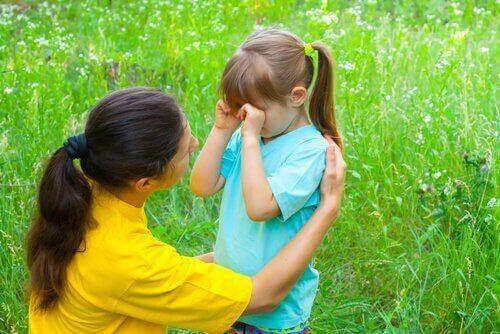 아동 분노발작을 예방하는 5가지 요령
