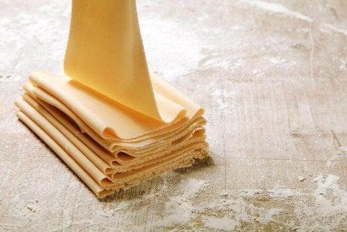 달콤한 바닐라 슬라이스 만드는 법