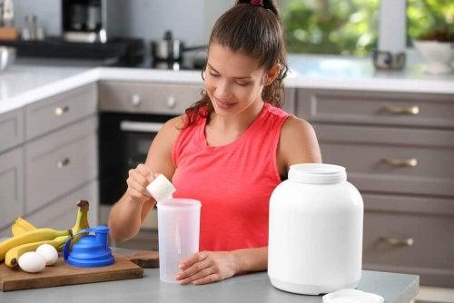 단백질 쉐이크가 건강에 좋은 이유