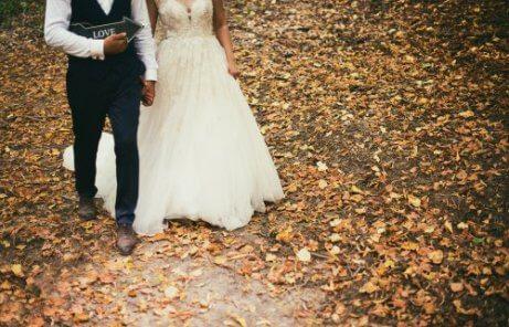 결혼식 계절