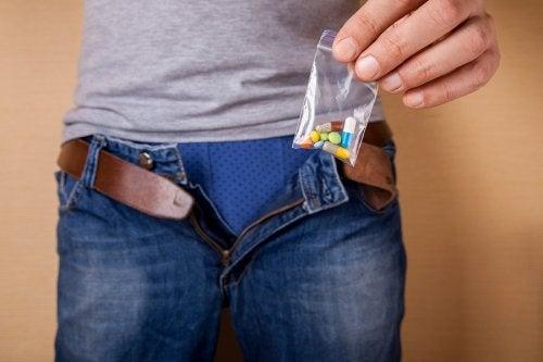 마약과 발기부전은 연관이 있을까?
