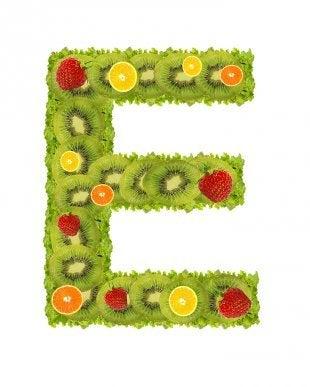 비타민 E가 풍부한 식품
