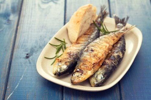 생선 요오드