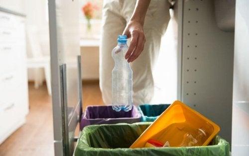 쓰레기를 줄이는 방법