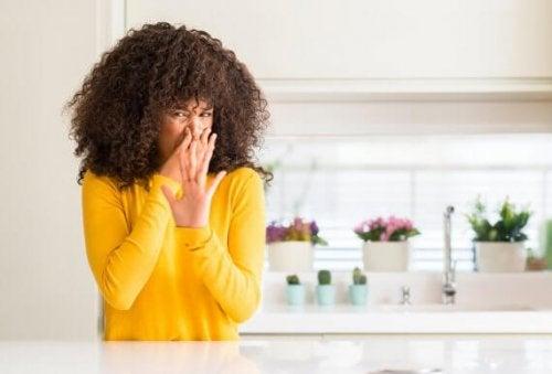 주방용 천연 탈취제를 만드는 방법 4가지
