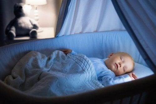 아기를 위한 최고의 자장가 7가지