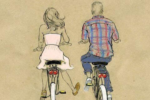빈티지한 방 꾸미기 : 자전거