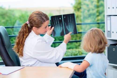 유아기 영양 섭취와 뼈 발달