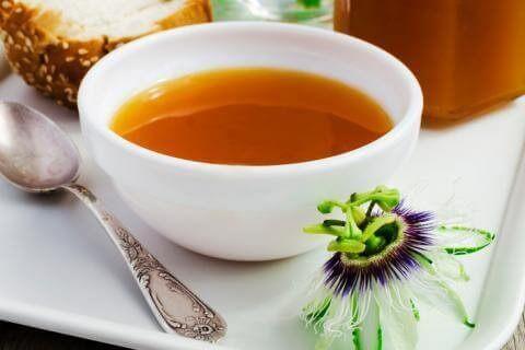 고혈압에 좋은 음식, 시계꽃의 효능