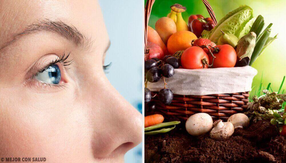 건강한 시력 유지에 도움이 되는 10가지 식품