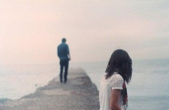 상대방은 헤어지고 싶어하지만 나는 헤어지기 싫을 때