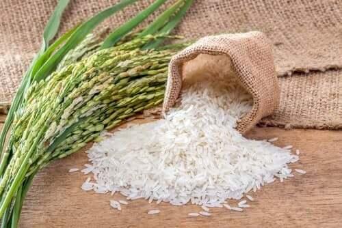 좋은 피부를 위한 쌀로 만든 3가지 바디 크림 - 쌀, 꿀과 유기농 우유