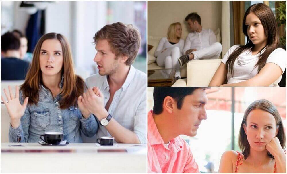 질투심 때문에 관계를 망치고 있는가?