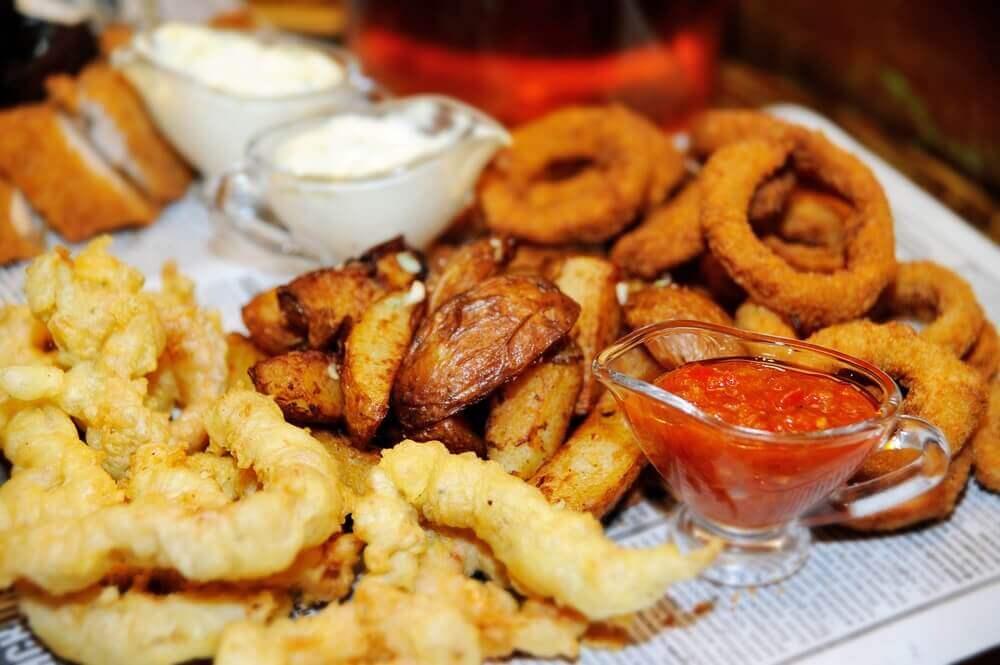 관절염 환자가 피해야 하는 음식