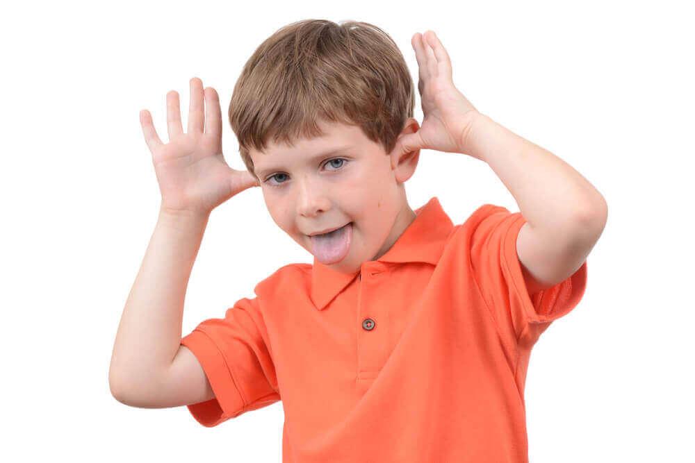 반항적인 아이를 다루는 방법