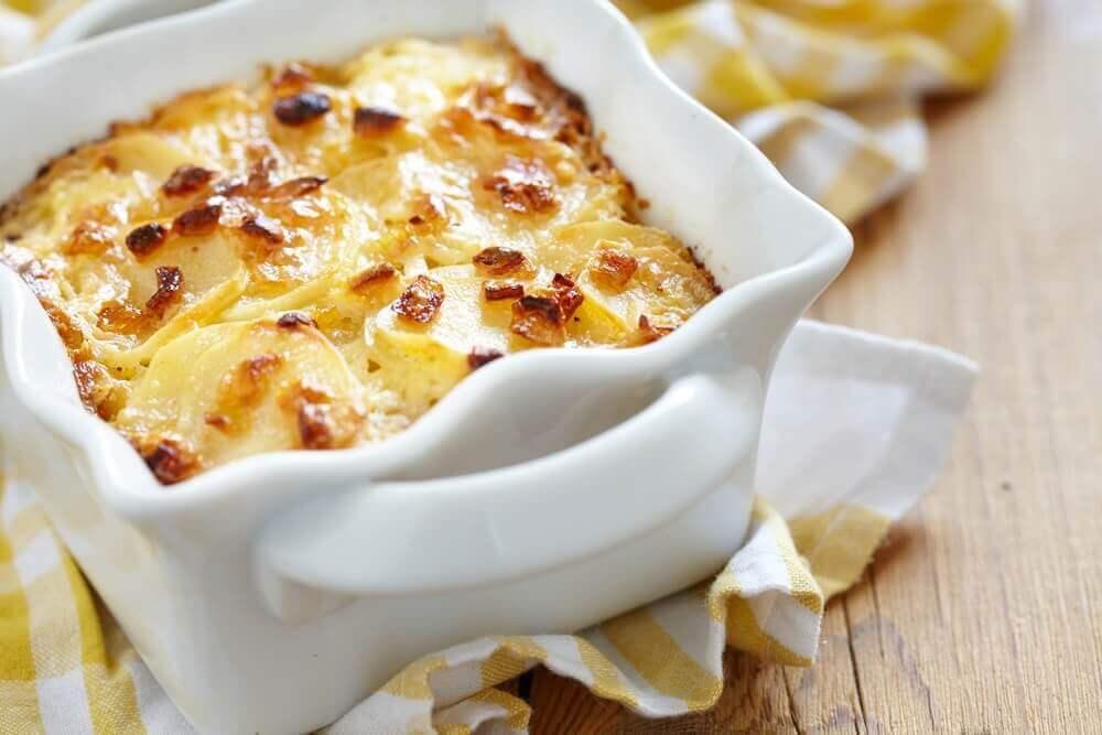 맛있는 치즈 감자 그라탱을 만드는 비법