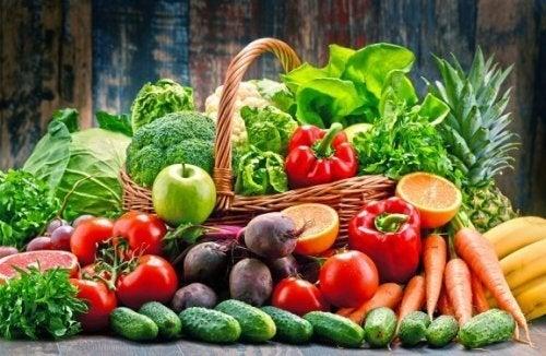 근육량을 늘려 주는 6가지 건강 채소