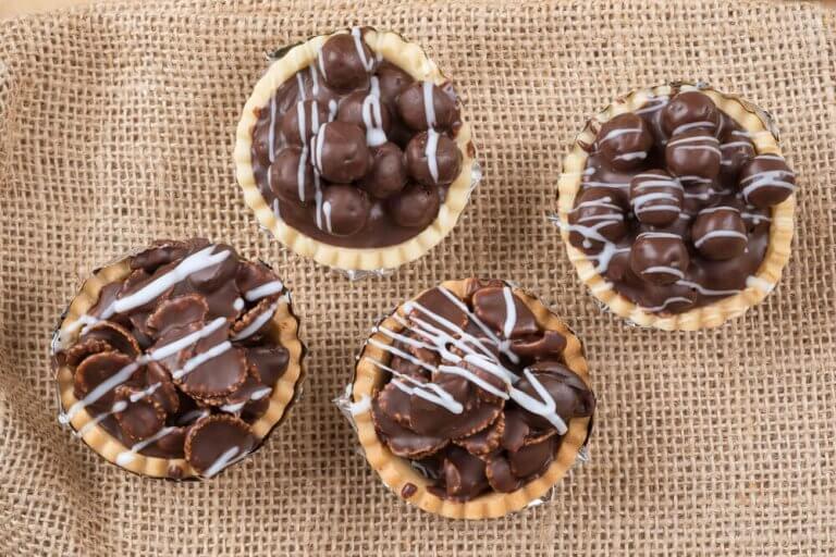 세상에서 가장 맛있는 초콜릿 타르트를 만드는 법