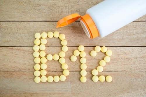 비타민 B12의 효능