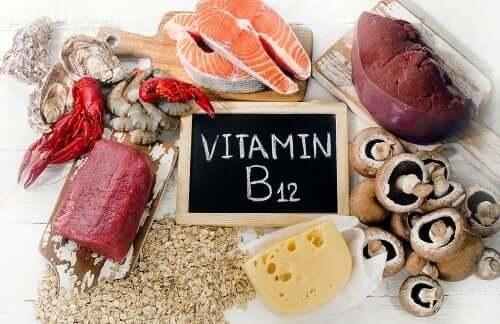 비타민 B12에 관해 알아야 할 모든 것