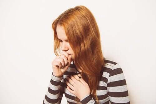 호흡기 문제와 로즈메리