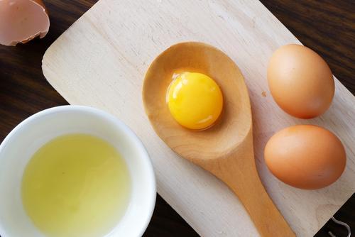 스펀(Spun) 달걀 레시피