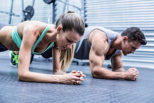 운동을 과도하게 하면 나타나는 근육 통증