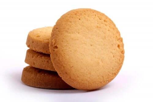 만들기 쉽고 맛있는 크림 쿠키