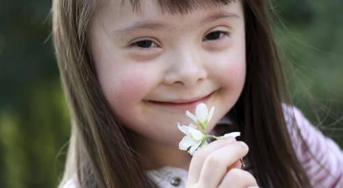 다훈증후군이 있는 아이를 키우는 일