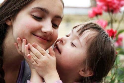 다훈 증후군이 있는 아이 키우기