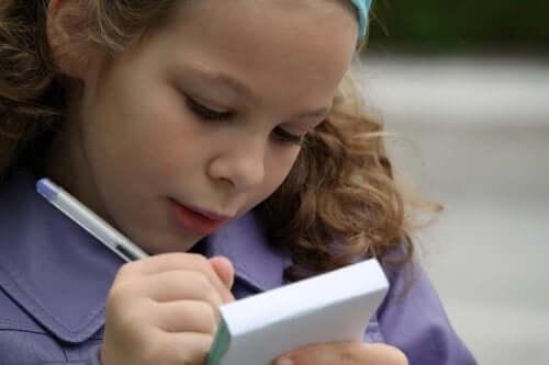 아이 글자 연습 시키는 5가지 방법