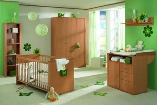 아이 침실에 어울리는 색깔 4가지