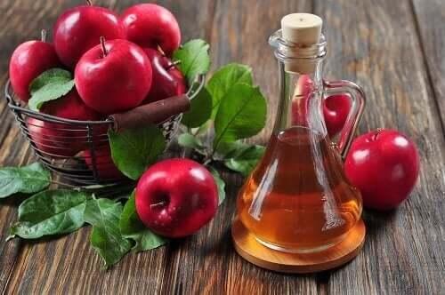 사과 사이다 식초의 효능