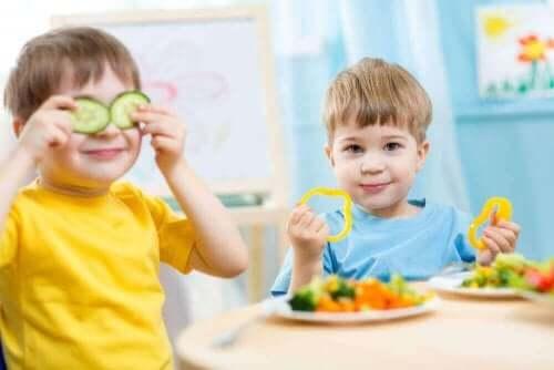 아이에게 꼭 먹여야 할 6가지 식품