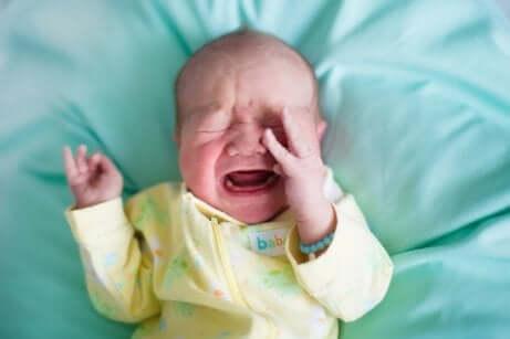 아기 변비는 왜 생길까?