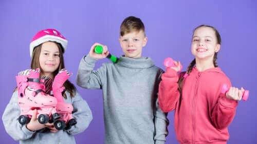 고학년 어린이를 위한 창의적 체험 활동