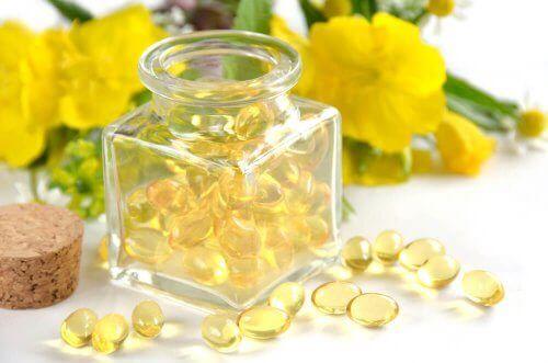 여성 건강을 위한 달맞이꽃유 치유법