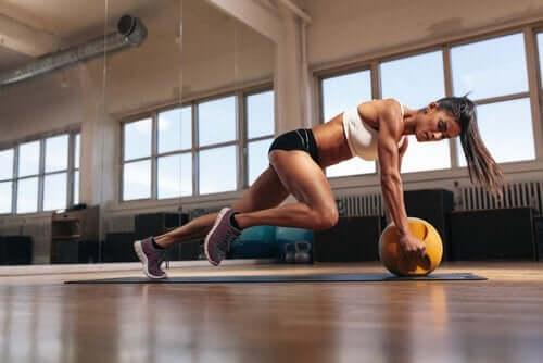 운동에서 젖산이 하는 역할