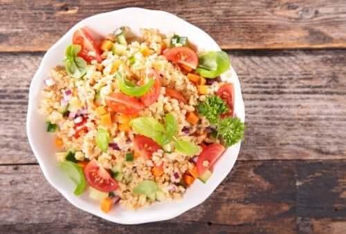 채식 단백질