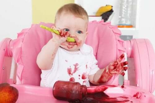 아기 건강식 만드는 방법 10가지