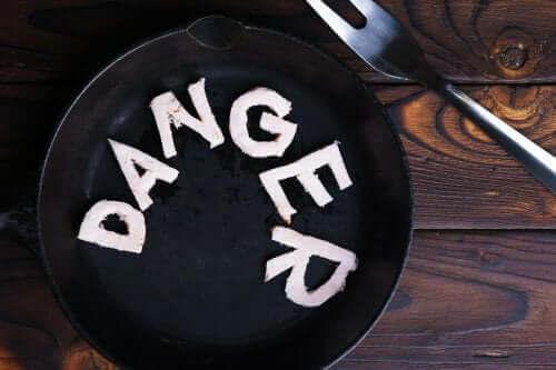 위험한 다이어트가 보내는 경고 신호