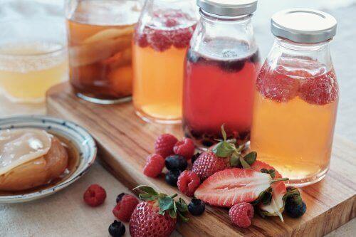 과일 차 레시피 5가지